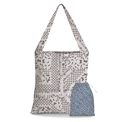 THE HUDSON PACKABLE TOTE
