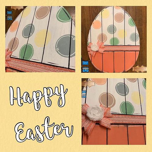 Easter Egg Workshop