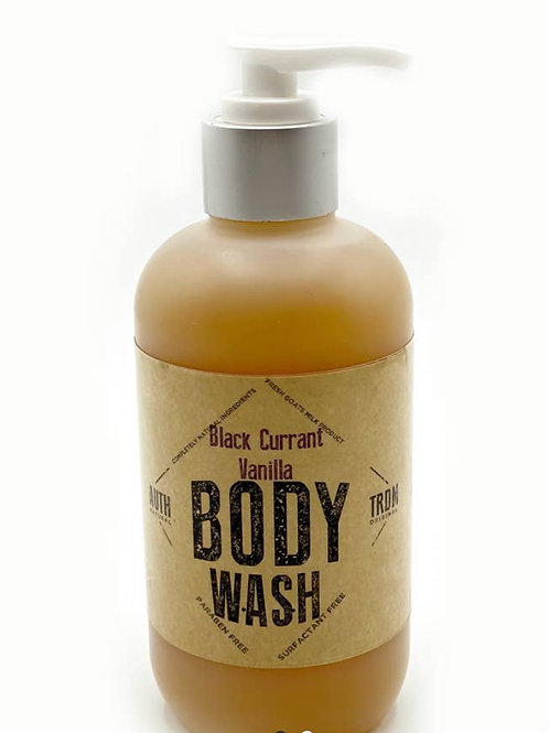 All Natural Goat's Milk Body Wash