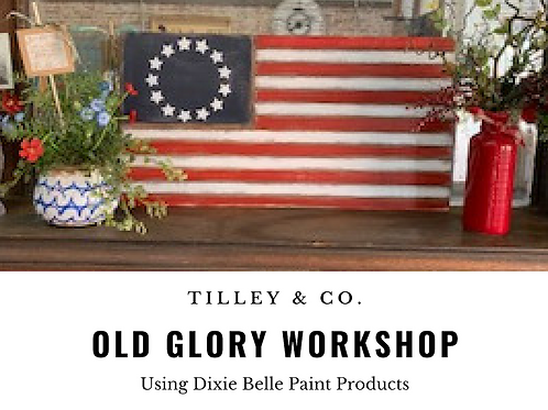 Old Glory Workshop