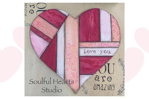 Valentine's Day Sign - Design #2
