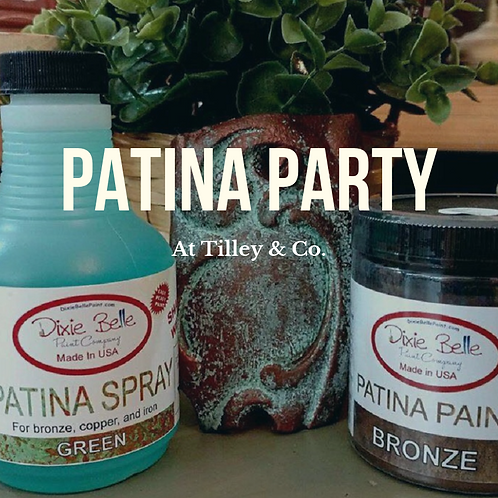 Patina Party