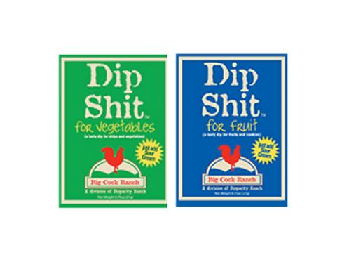 Dip Shit for Fruit or Vegetables