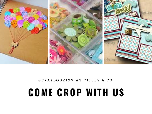 Come Crop with Us