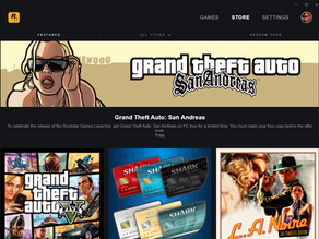 Rockstar Games Wants To Give You Free GTA And A New Launcher!