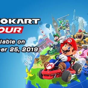Mario Kart Tour Launching Soon!