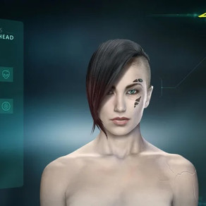 Genderfluid An Option In CyberPunk 2077 Character Creation