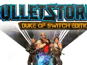 Bulletstorm: Duke Of Switch Edition Outta Nowhere!