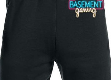 Mom's Basement Gaming (Full Logo) Sweatpants