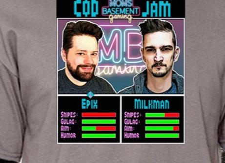 COD JAM! Epix & Milkman