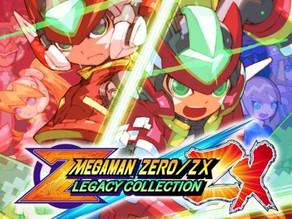 Megaman Zero/ZX Legacy Collection Officially Announced