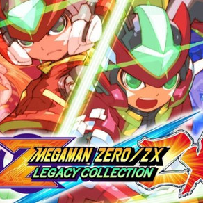 Megaman Zero/ZX Legacy Collection Officially Announced