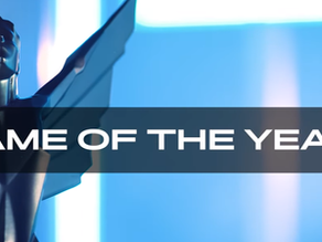 And The Nominees For Game Of The Year Are...