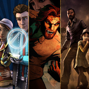 TellTale Is Back!