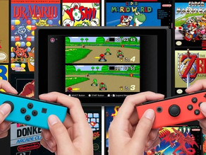 SNES games coming to Switch...TOMORROW