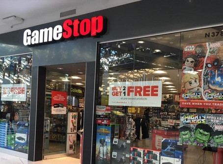 GameStop Lays Off Over 100 People
