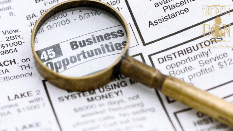 The Real Don Dry Cleaners has a business opportunity for you!