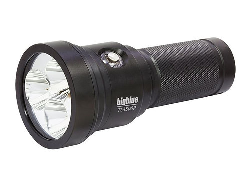 Duiklamp BigBlue TL3500p