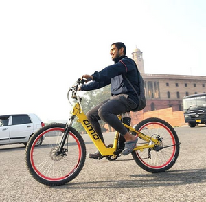 Omo e-bikes, electric bikes, india, electric cycles
