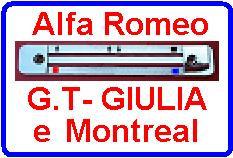 Mostrina leve riscaldamento per A.R.G.T.A.- G.T. Junior 1300 e 1600 e berlina