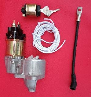 Modifica motorino avviamento Fiat 500 F-L