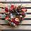 Thumbnail: Coração Florido 40x40 cm