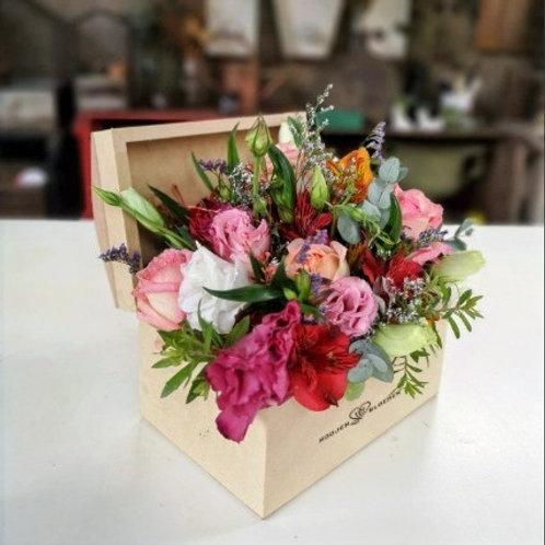 Baú de Flores