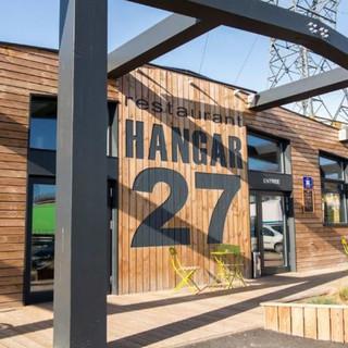 Construction d'un restaurant - Hangar 27