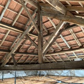 Vérification structurelle d'une charpente bois