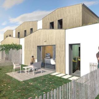 Rénovation et construction des logements de fonction du lycée Merleau Ponty