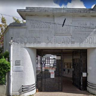 Rénovation du groupe scolaire Paul Doumer inscrit au monuments historiques
