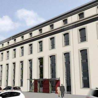 Rénovation complète du bâtiment principal de la cité administrative Duperré
