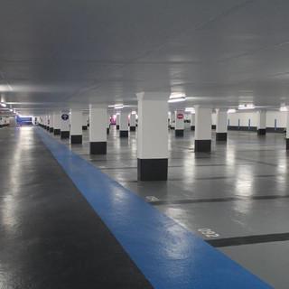 Construction d'un parking de 147 places