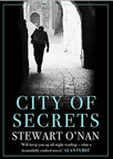 Review of City of Secrets by Stewart O'Nan