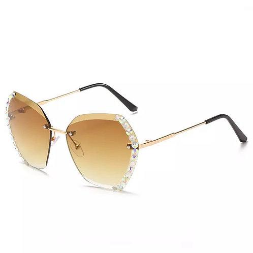 Lux Diamond Sun Glasses