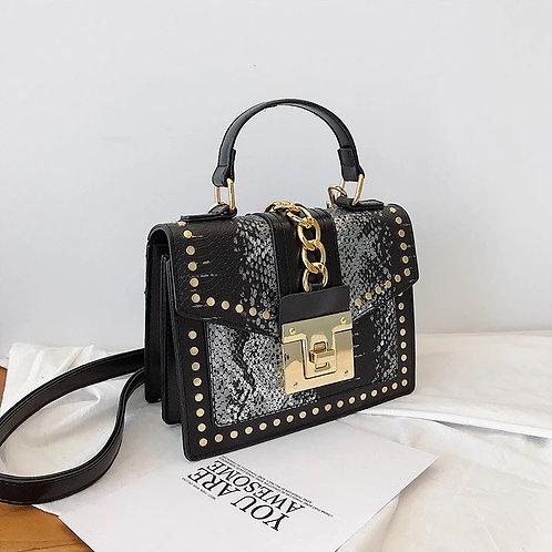 Snakeskin Fashion Bag