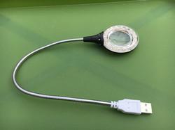 POWALITE USB MAGNIFYING FLEXI LED LI