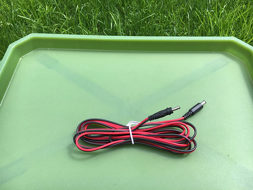 NEW SOLAR CHARGER LEAD