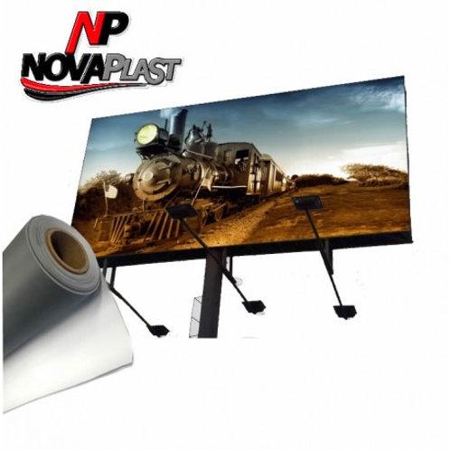Lona Blackout Brilhante para Impressão 440gr - 3,20m de largura