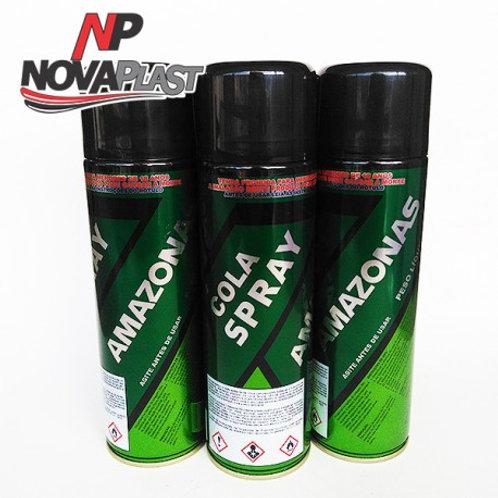 Cola de Contato Spray Amazonas