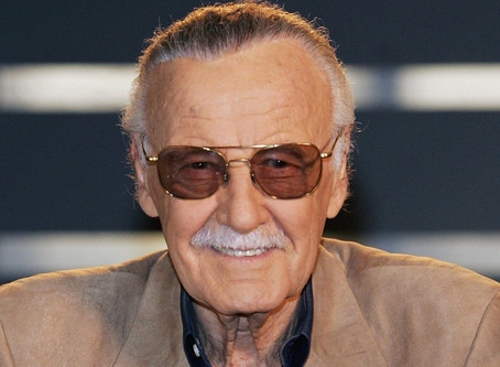 """A tribute to Stan """"The Man"""" Lee"""