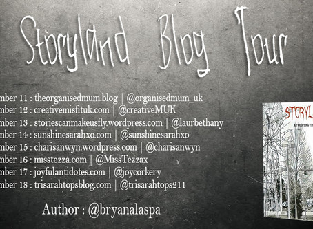 Interview: Final blog tour stop for Storyland