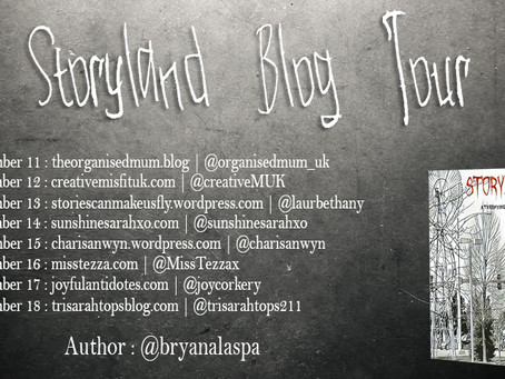 Storyland blog tour is comin'!
