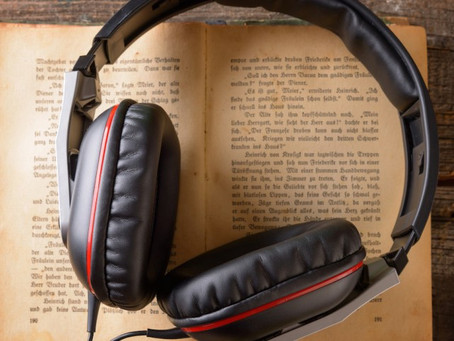 The benefits of audiobooks vs reading