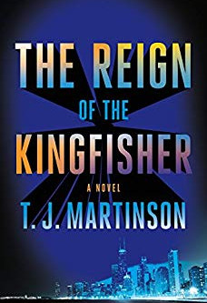 An interview with author TJ Martinson about his debut novel Reign of the Kingfisher