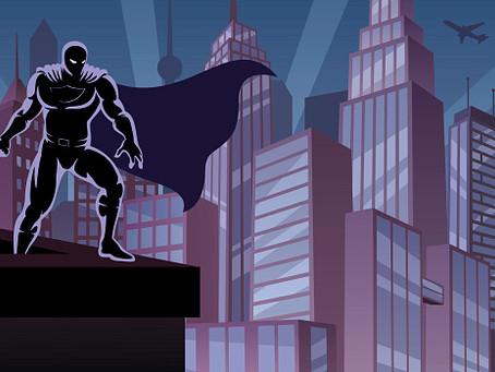 We Are Always Superheroes