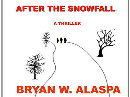 New Audiobook Thriller! After the Snowfall