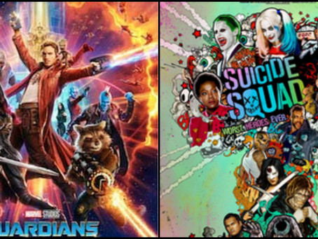 One Gets it Right, One Doesn't: A Look at Guardians vs. Suicide Squad