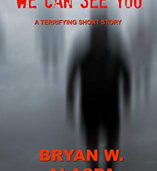 My new horror short story is out for you Kindle fans