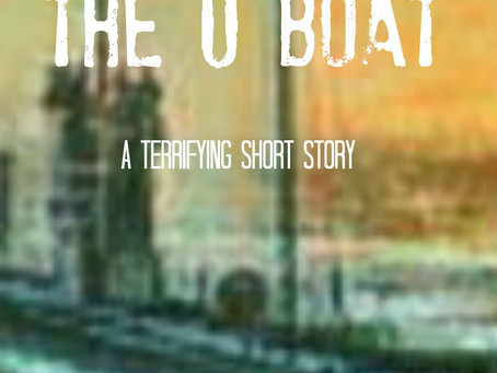 COMING SOON: A Horrifying Short Story